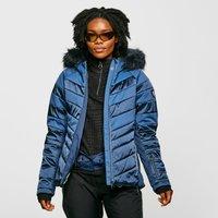 Dare 2B Womens Dazzling Jacket, Navy Blue