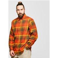 Craghoppers Men's Wilmot Long Sleeve Shirt, Orange