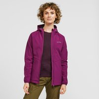 Craghoppers Women's Kalti Waterproof Jacket, PLUM/PLUM