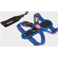 Ezy-Dog Chest Plate Harness (Medium), Blue/MBL