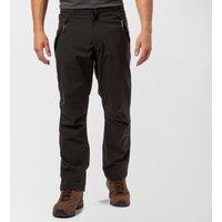 Craghoppers Mens Steal Waterproof Trousers II, BLACK/BLACK