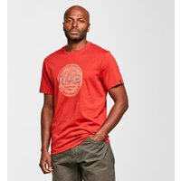 Rab Men's Stance Monument Short Sleeve T-Shirt, Red