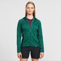 Montane Women's Isotope Hoodie, Green