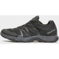 Salomon Mens Warra Gore-tex Shoes  Black