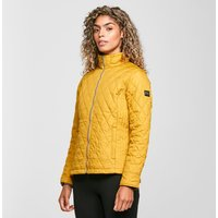 Regatta Womens Charna Insulated Jacket, Yellow/YL