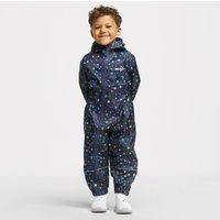 Peter Storm Kids Moon Stars Suit, Navy