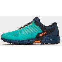 Inov-8 Women's Roclite G275 Trail Running Shoes, Navy/Green