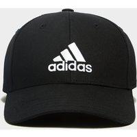 adidas Men's Baseball Cap, Black/White