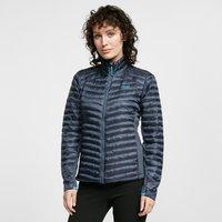 Rab Womens Cirrus Flex 2.0 Insulated Jacket, Grey