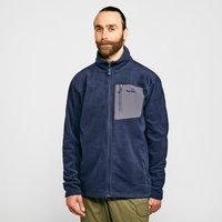 Peter Storm Mens Pilsbury Full-zip Fleece  Blue