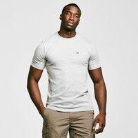 Berghaus Men's Classic Big Logo T-Shirt, Grey/Grey