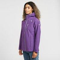 Regatta Womens Birchdale Waterproof Jacket, Purple