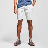 Regatta Mens Albie Chino Shorts, GRY/GRY