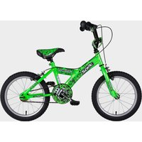 "Sonic Kids Robotic 16"" Bike, Green/Green"