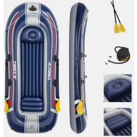 Hydro Force Hydro-Force Treck X3 Inflatable Raft Set, Blue