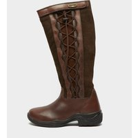 Brogini Women's Winchester Country Riding Boots, BROWN/BROWN