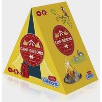 Gibsons Kids' Camping Jigsaw, Yellow