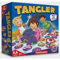 HTI TOYS Tangler Game, Multi Coloured