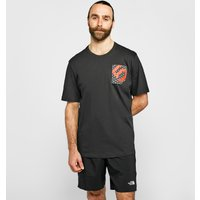 ADIDAS FIVE TEN Men's Five Ten Brand of the Brave T-Shirt, Black/BLACK