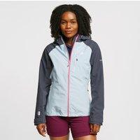 Dare 2B Womens Veritas III Waterproof Jacket, Grey/Grey