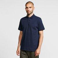 Brasher Mens Calder Polo Shirt  Navy