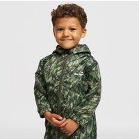 Peter Storm Kids Waterproof Suit, Green