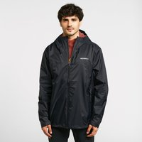 Merrell Mens Fallon Waterproof Jacket, Black/Black