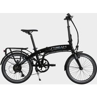 VITESSE Stream Folding E-bike, Black