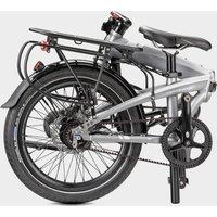 """Tern Verge S8i 20"""" Folding Bike, Grey"""