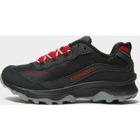 Merrell Kids' Moab Speed Waterproof Shoe, Black