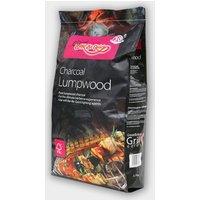 BAR BE QUICK Lumpwood Charcoal 2.7kg, Black/Black