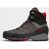 Mammut Men's Kento Tour High GTX Mountain Boots, Grey/Red