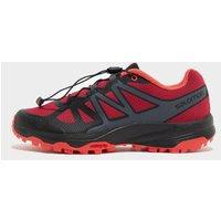 Salomon Women's XA Oribi Trail Running Shoe, RED/RED