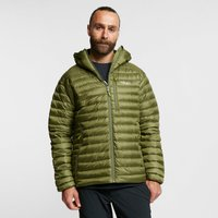 Rab Men's Microlight Alpine ECO Down Jacket, Khaki