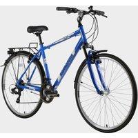 """Barracuda Men's Vela 3 21"""" Trekking Bike, Blue/Blue"""