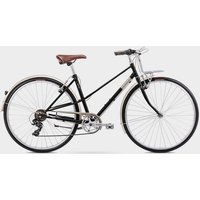"Romet Women's Mixte 20"" Bike, Black/Black"