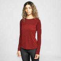 Berghaus Prism Ia Womens Fleece Jacket - Size: 16 - Colour: Cherry Ripe