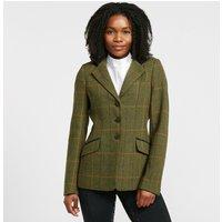 Aubrion Ladies Saratoga Tweed Jacket, Green