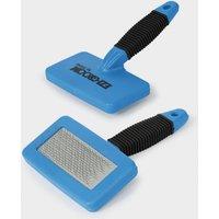 Ezi-groom Hook And Loop Cleaner  Blue