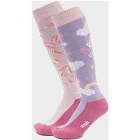 COMODO Kids Novelty Be Unique Socks, Pink