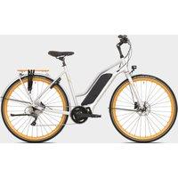FRAPPE FSD M400 Electric Hybrid Bike, Silver