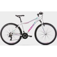 Romet Jolene 6.1 Mountain Bike, WHITE/WHITE