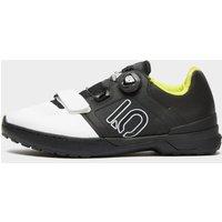 ADIDAS FIVE TEN Men's 5.10 Kestrel Pro Boa Mountain Biking Shoe, Black/White