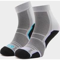 1000 MILE Women's Trail Socks Twin Pack