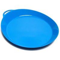 Lifeventure Ellipse Plate, Blue