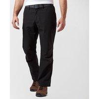Brasher Men's Walking Trousers, BLK/BLK