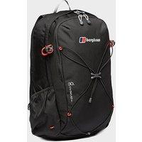 Berghaus TwentyFourSeven 30 Plus Backpack, BLACK/BLACK