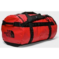 The North Face Basecamp Duffel Bag (Large), Red/Black