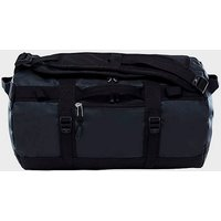 The North Face Basecamp Duffel Bag (Extra Small), BLACK/BLACK