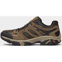 Hi Tec Men's Ravus Vent Waterproof Low Shoe, TAUPE/TAUPE